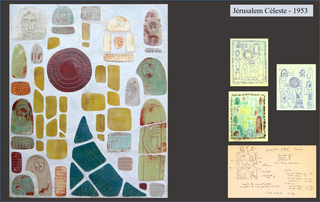 Jérusalem Céleste (2)
