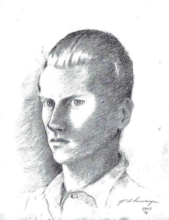 J 86 Autoportrait