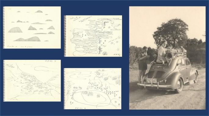 Voyage en Bretagne 1954